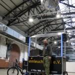 SolarSoundSystem auf der Berliner Fahrradschau 2014