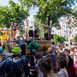 SolarSoundSystem auf dem Karneval der Kulturen 2013