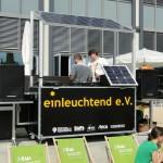 SolarSoundSystem Lange Nacht der Wissenschaften HTW Berlin